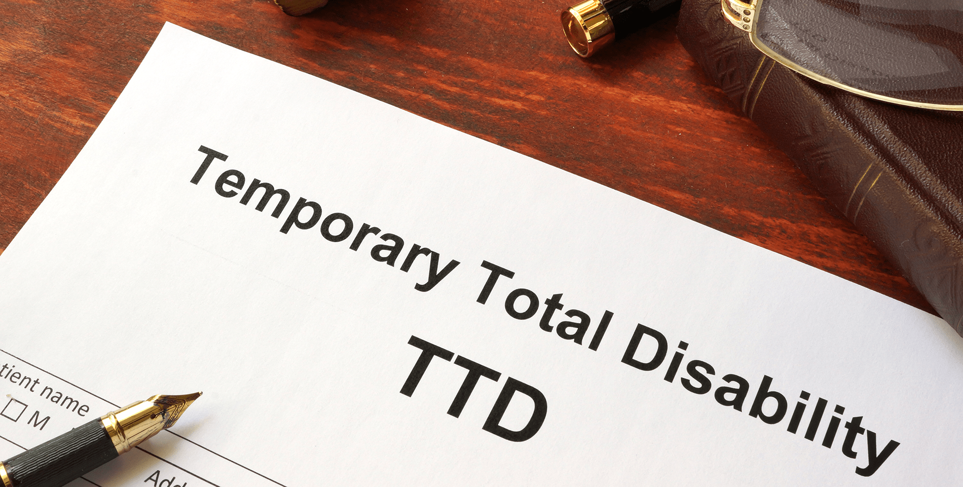 Temporary Total Disability | Craig Altman