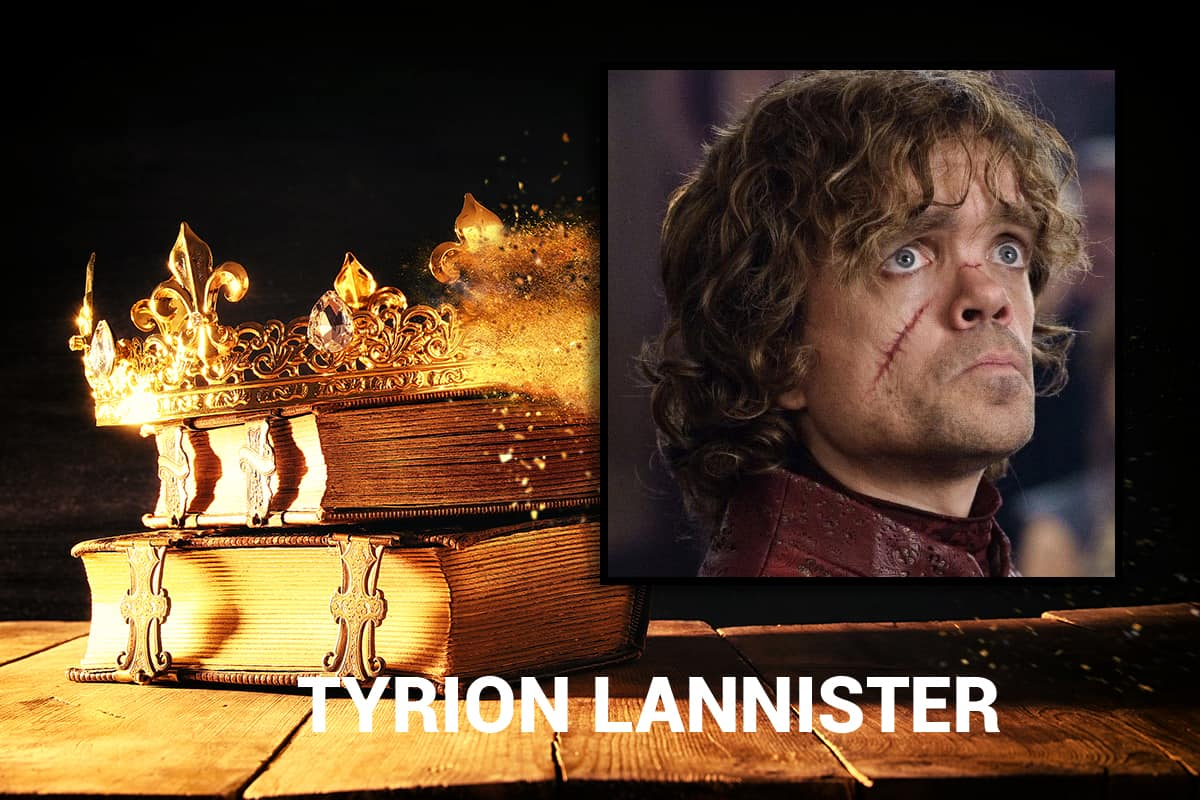 Tyrion Lannister from Game of Thrones